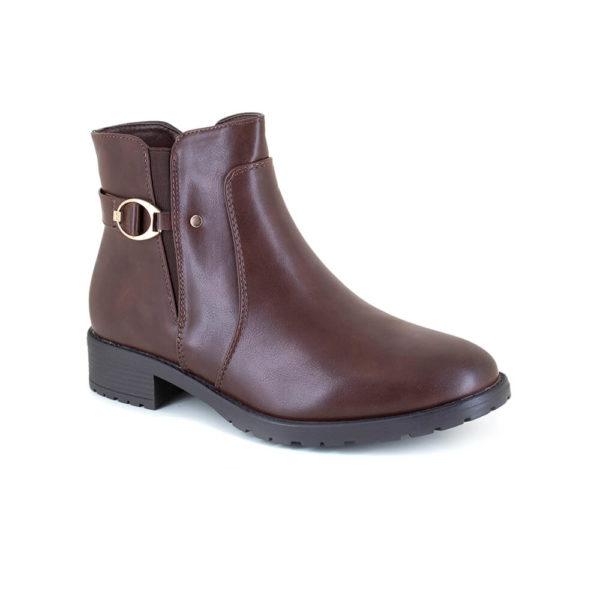 Womens Low Boot Loca Lova Brown DOLI