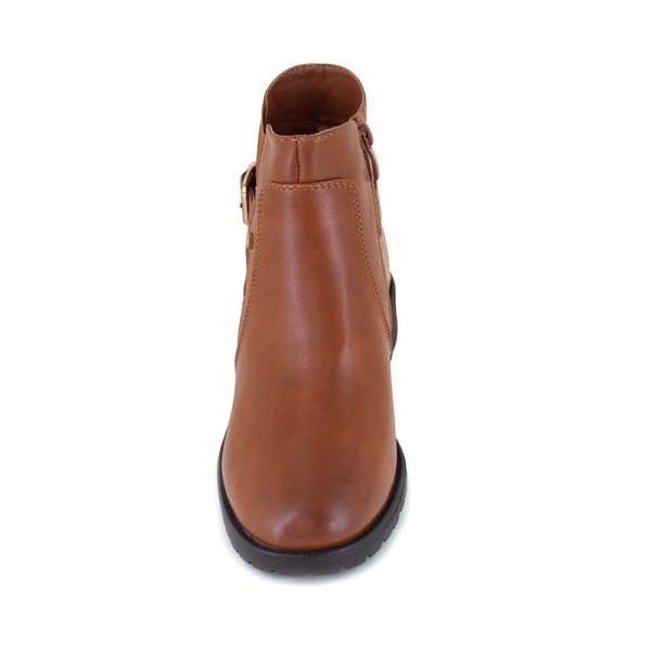 Womens Low Boot Loca Lova Camel EMMA